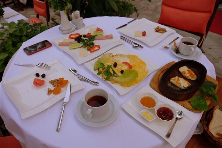 Kahvaltımız