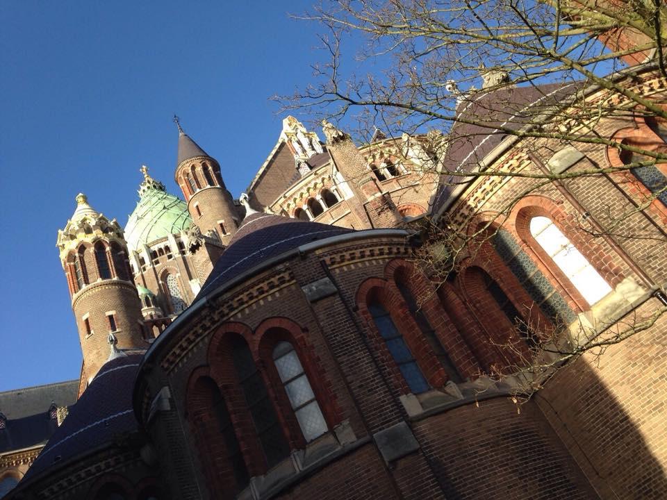 Haarlemdeki St Bavo katedral