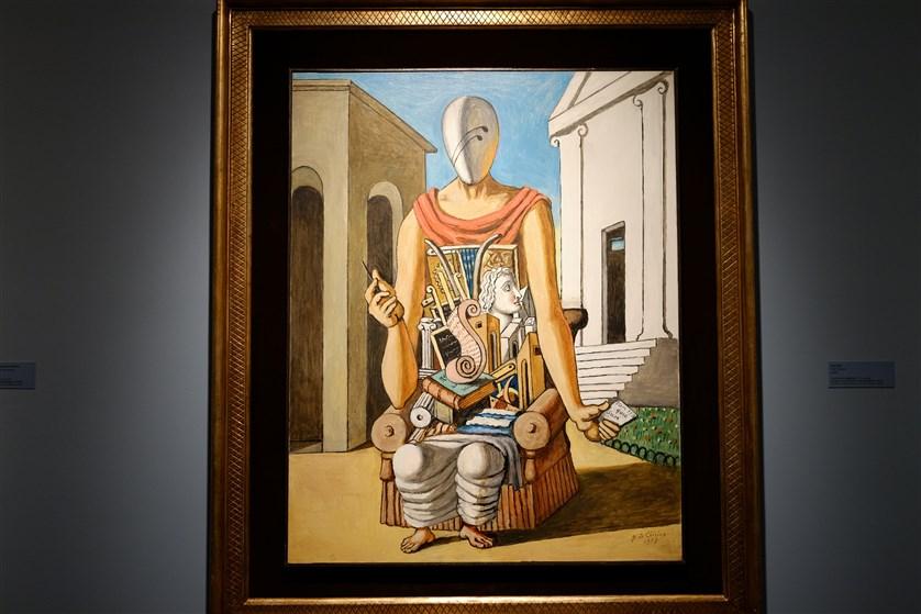 Giorgio de Chirico Dünyanın Gizemi