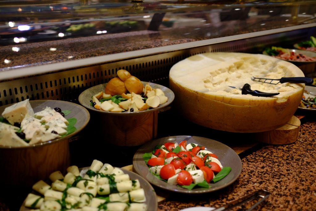 Hilton Bosphorus Terrace Restaurant- İtalyan Geceleri