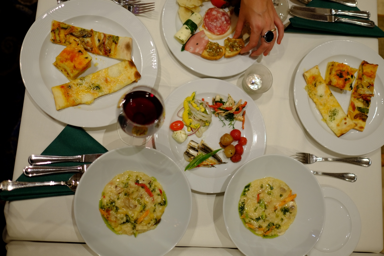 Viking salatası: çeşitli yemek tarifleri