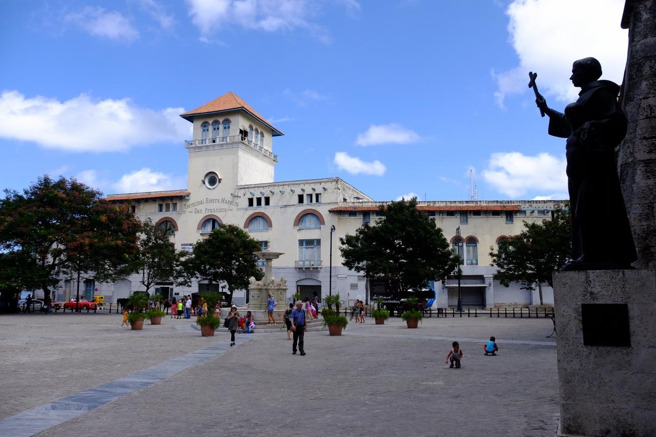 Meydanlar arasındaki ikinci favorim Plaza de San Francisco