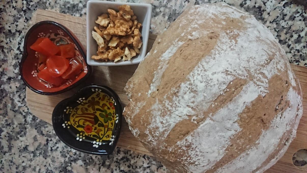 Kolay Ekşi Mayalı Ekmek Yapımı