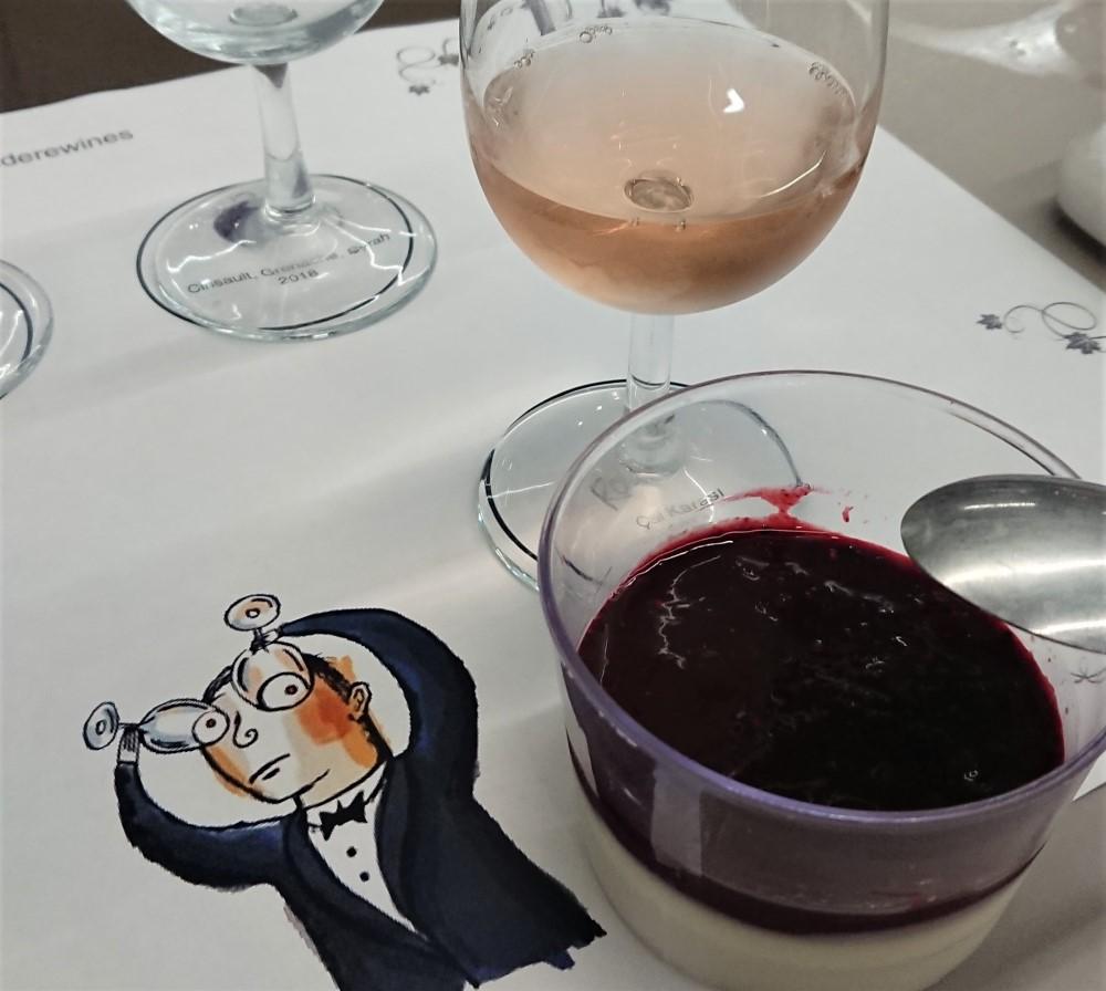 şarap ve yemek eşleştirmesi