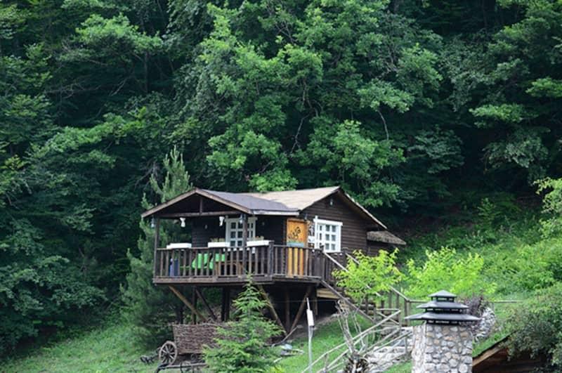 En İyi Dağ Evleri